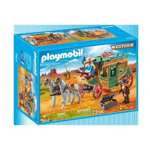 Playmobil Stage coach 70013