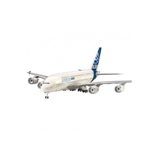 Revell 1/144 Airbus A380 First Flight - 04218 Plastic Model Kit