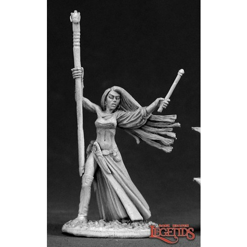 Reaper Miniatures - Tristan the Loremistress