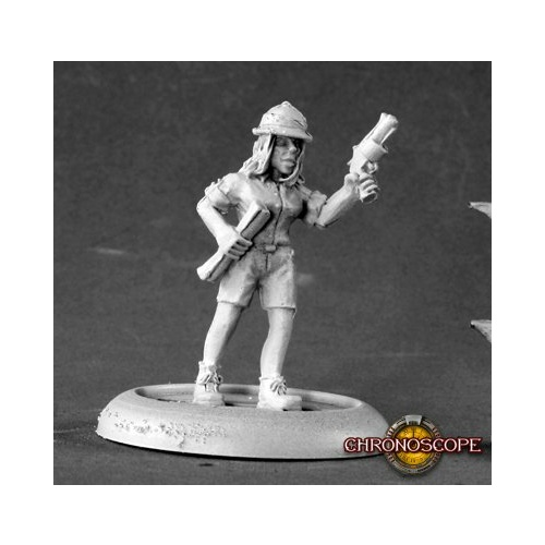 Reaper Miniatures - Ms. Valentine, Archeaologist