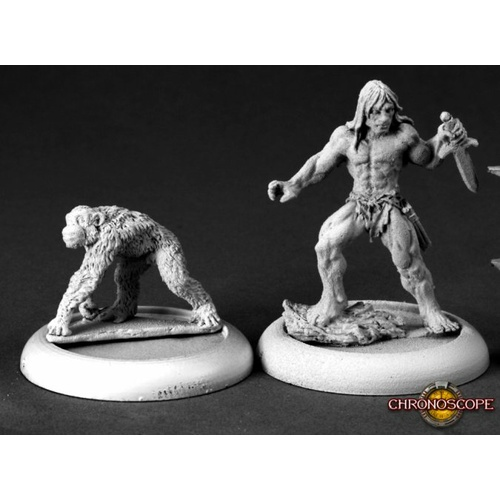 Reaper Miniatures - Lord of the Jungle
