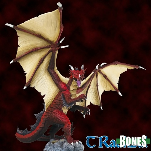 Reaper Miniatures - T'raukzul, Great Dragon
